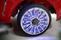 Электромобиль RiVeRToys Porsche Panamera  А 444 АА