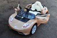 RiVeRToys Электромобиль RiverToys Tesla А222МР