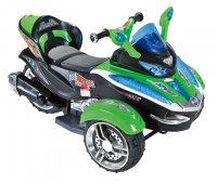 Электроцикл RiVeRToys Трицикл С001СР