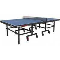 Теннисный стол складной Stiga Элит Роллер Эдванс 22 мм (синий)