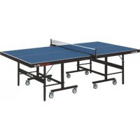 Теннисный стол складной Stiga Элит Роллер CSS 25 мм (синий)