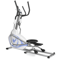 Эллиптический тренажер Oxygen Эллиптический эргометрEX-45 NF HRC WHITE LIGHT