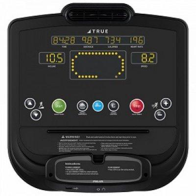 Эллиптический тренажер TRUE C400 + консоль Emerge