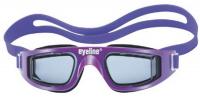 Очки для плавания Eyeline Формула-1 пурпурные