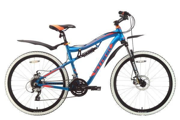 Велосипед Stark Voxter 26.4 FS D (2018)