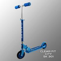 Самокат Clear Fit City SK 301
