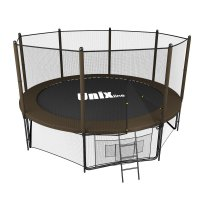 10 ft (outside) Black&Brown TRU10OUTBB