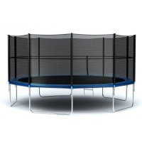 Батут  Diamond Fitness External 16ft (Blue)