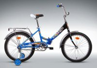 Велосипед Forward Altair City boy 20 (2015)