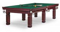 "Бильярдный стол для русского бильярда Weekend Billiard Company ""Texas"" 10 ф (махагон)"