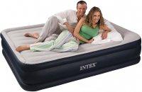 Кровать со встроенным насосом Intex 203х152х43 см