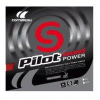 Накладка Cornilleau Pilot Sound Power 35 2.0 мм (красный)