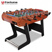настольный стол футбол (кикер) Fortuna AZTEKA FDB-420 122Х61Х81СМ