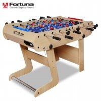 настольный стол футбол (кикер) Fortuna AZTEKA FDL-420 122Х61Х81СМ