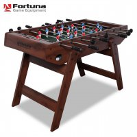 настольный стол футбол (кикер) Fortuna SHERWOOD FDH-430 125Х51Х82СМ