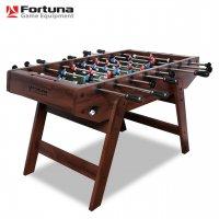 настольный стол футбол (кикер) Fortuna SHERWOOD FDH-530 140Х75Х87СМ