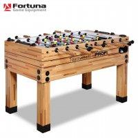 настольный стол футбол (кикер) Fortuna TOURNAMENT PROFI FRS-570 140Х74Х88СМ