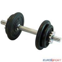 Гантель сборная Lite weights 4542LW  9.43 кг х 1шт
