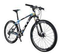 Велосипед Giant XtC SLR 27.5 1 (2015)