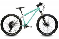 "Велосипед Early Rider Trail 24"" Hardtail Cyan/Brushed Al (2019)"