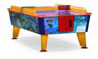 """Игровой стол - аэрохоккей Wik """"Shark"""" 8 ф"""