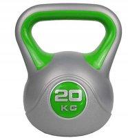 Гиря пластиковая ZS-Sports 20 кг