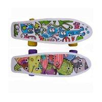 Скейтборд пластиковый CMW019