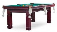 "Бильярдный стол для русского бильярда Weekend Billiard Company ""Texas"" 8 ф (махагон)"