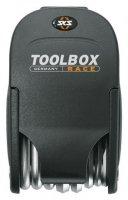 Инструмент SKS складной Toolbox Race, 15 функций
