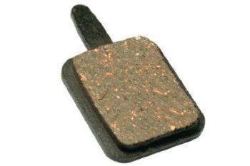Колодки BARADINE для диск. торм. DS-33 органические (ASSESS MECHANICAL), блистер