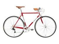 Велосипед  Adriatica 1946 красный, 8 скоростей, размер рамы: 450мм (18)