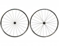 "Комплект колес  SHIMANO RS100, 28"" для 10-11ск, клинчер, OLD 100/130мм"