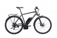 Велосипед Ghost E-Hybride TR 9000 (2014)