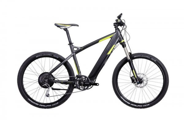 Велосипед Ghost E-Hybride Trail 4000 man (2014)