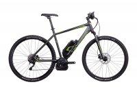 Велосипед Ghost E-Hybride  Cross 4000 Man (2014)
