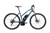 Велосипед Ghost E-Hybride  Cross 9000 Lady (2014)