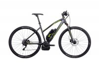 Велосипед Ghost E-Hybride  Cross 4000 Lady (2014)