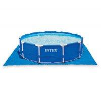 Подстилка для надувных и каркасных бассейнов Intex 472 см