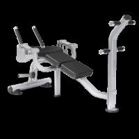 Скамья для скручивания (ЧЕРНЫЙ) Matrix MAGNUM MG-PL50
