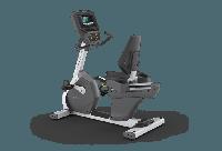 Велотренажер горизонтальный (ЧЕРНЫЙ) Matrix R3XE (R3XE-02)