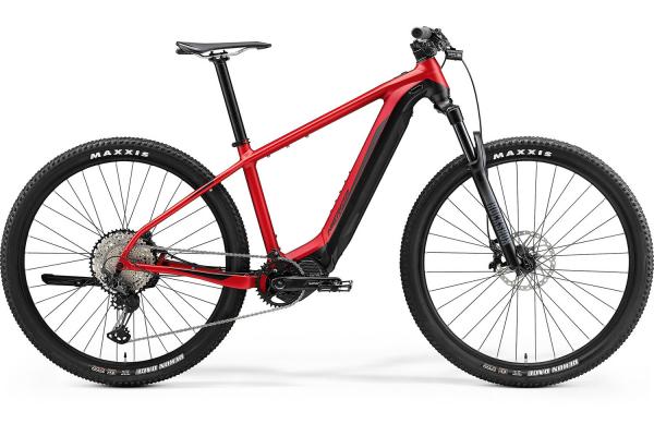 Велосипед Merida eBig.Nine XT-Edition (2021)