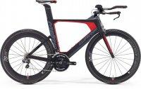Велосипед Merida Warp TRI 7000-E (2016)