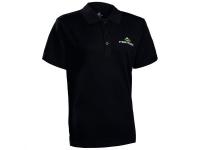 Футболка Merida Polo-Shirt (Lady) Black кор.рукав