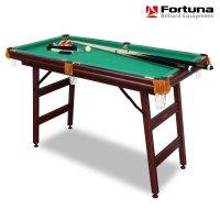 Бильярдный стол Fortuna Billiard Equipment пул 4фт с комплектом аксессуаров