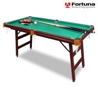 Бильярдный стол Fortuna Billiard Equipment пул 5фт с комплектом аксессуаров