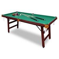 Бильярдный стол Fortuna Billiard Equipment пул 6фт с комплектом аксессуаров