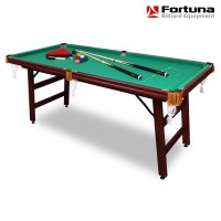 Бильярдный стол Fortuna Billiard Equipment снукер 6фт с комплектом аксессуаров