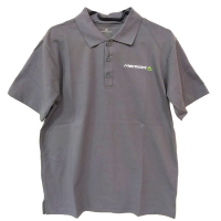 Футболка Merida Polo-Shirt Grey кор.рукав