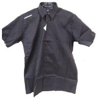 Рубашка Merida Mechanic Wear Black с коротким рукавом