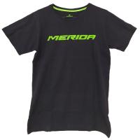 Футболка Merida T-Shirt  Black кор.рукав